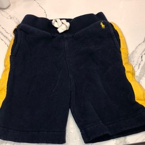 Polo shorts size 3T
